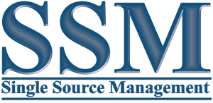 Single Source Management Logo